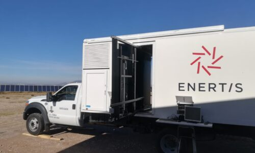 Enertis established one of its PV Mobile  Laboratories in Mexico
