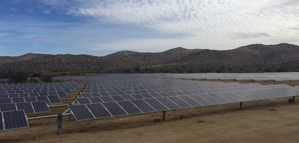 Reden Solar and Natixis appoint Enertis as consultant for a 100 MW solar PV portfolio in Chile